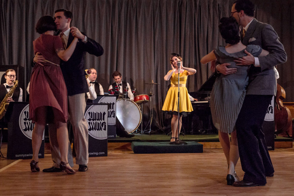 Sunny Swing Orchestra